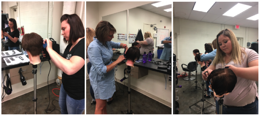July Hair Stylist Academy